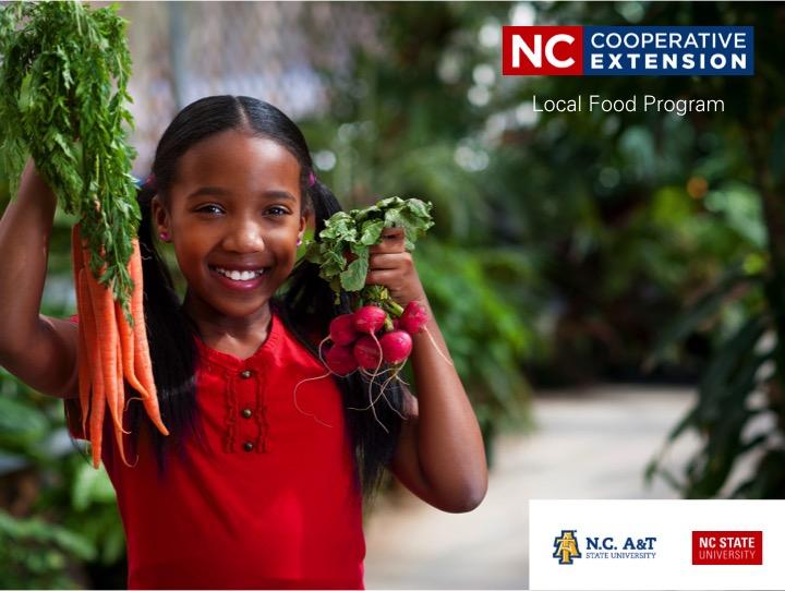 N.C. Cooperative Extension Program Branding Example 1
