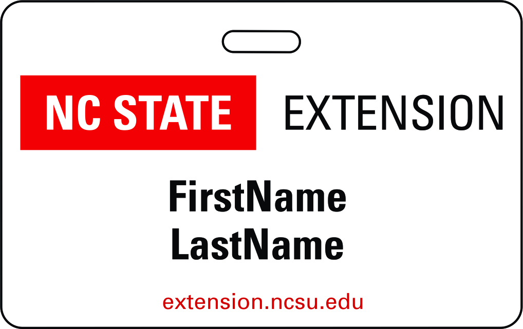 Marketing downloads nc state extension nc state extension name badge sample toneelgroepblik Choice Image