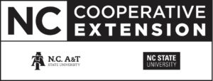 N.C. Cooperative Extension Logo_Stacked black