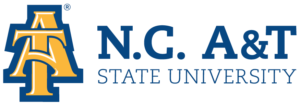 N.C. A&T State University logo (for N.C. Cooperative Extension co-brand use only)
