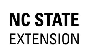 NC State Extension Logo_Black text stacked