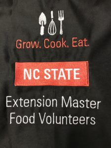Cover photo for 2020 Extension Master Food Volunteer Registration Now Open!