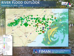 Hurricane Florence_River Flood Outlook_9-13-18
