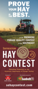 Cover photo for Southeastern Hay Contest